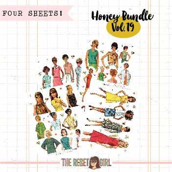 HONEY BUNDLE Vol. 19