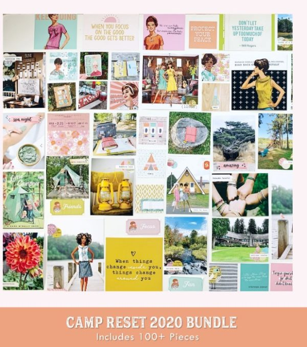 CAMP RESET 2020 BUNDLE