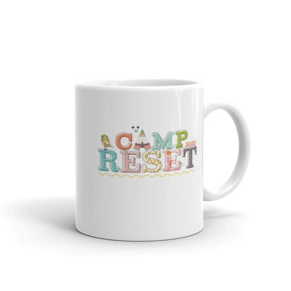 Camp Reset 2020 Mug